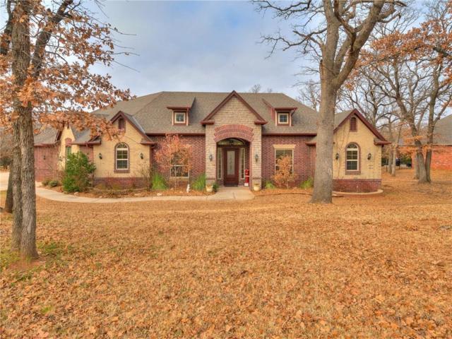 9109 Via Del Vista, Oklahoma City, OK 73131 (MLS #844881) :: Homestead & Co