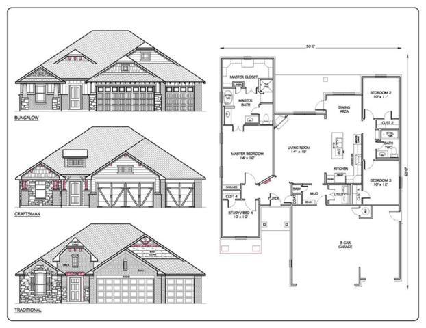 2804 Pebble Creek Street, Moore, OK 73160 (MLS #845232) :: Homestead & Co