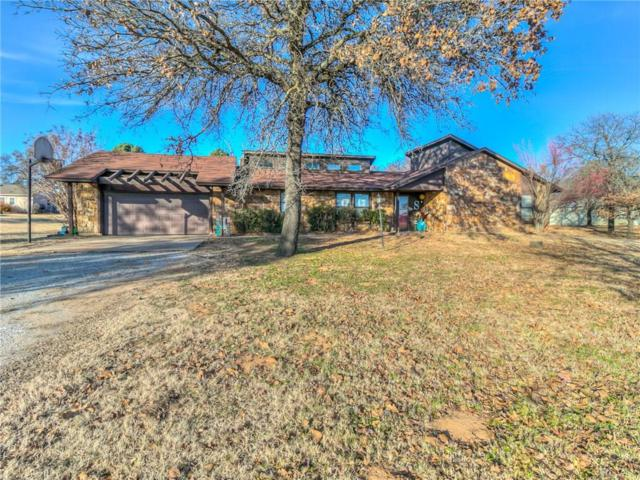 5 Surrey Lane, McLoud, OK 74851 (MLS #845282) :: Homestead & Co