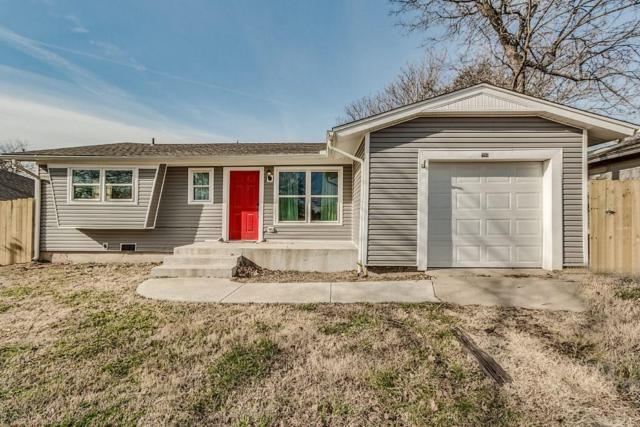 1017 S Anderson Road, Choctaw, OK 73020 (MLS #845428) :: KING Real Estate Group