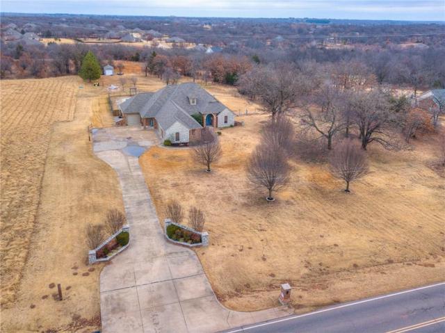 4120 S Choctaw Road, Choctaw, OK 73020 (MLS #845556) :: KING Real Estate Group