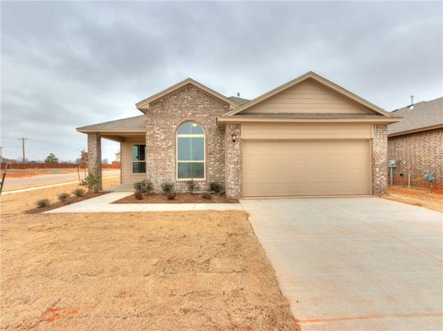 11333 SW 34th Terrace, Mustang, OK 73064 (MLS #845691) :: Homestead & Co