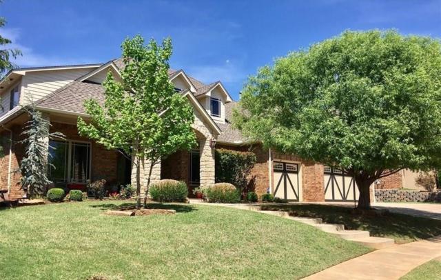 7701 NW 134th Street, Oklahoma City, OK 73142 (MLS #845889) :: Homestead & Co