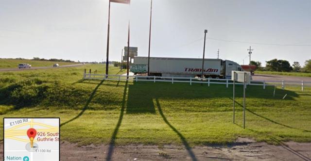 926 S Woody Guthrie Street, Okemah, OK 74859 (MLS #845982) :: KING Real Estate Group