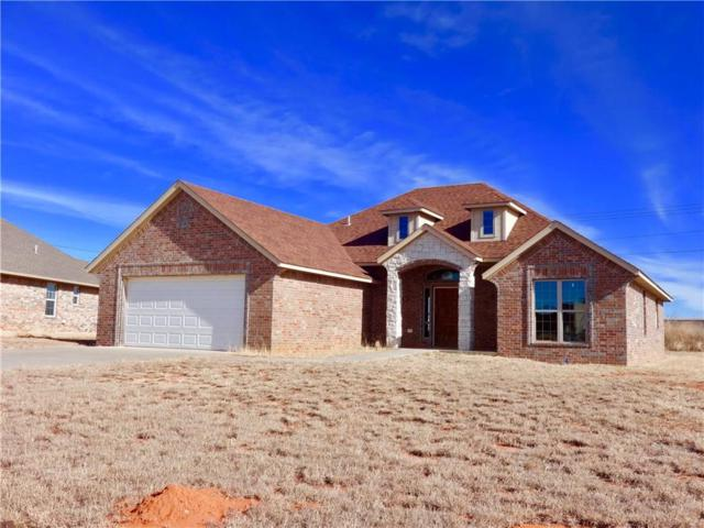 148 Gamble #5808211638, Elk City, OK 73644 (MLS #846553) :: Homestead & Co