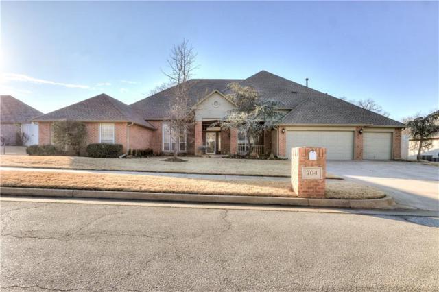 704 NW 158th, Edmond, OK 73013 (MLS #846724) :: Homestead & Co