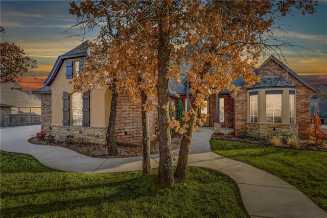 1508 Wild Plum Court, Edmond, OK 73025 (MLS #846923) :: Homestead & Co