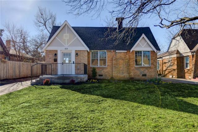 928 NE 17th Street, Oklahoma City, OK 73105 (MLS #846946) :: Homestead & Co