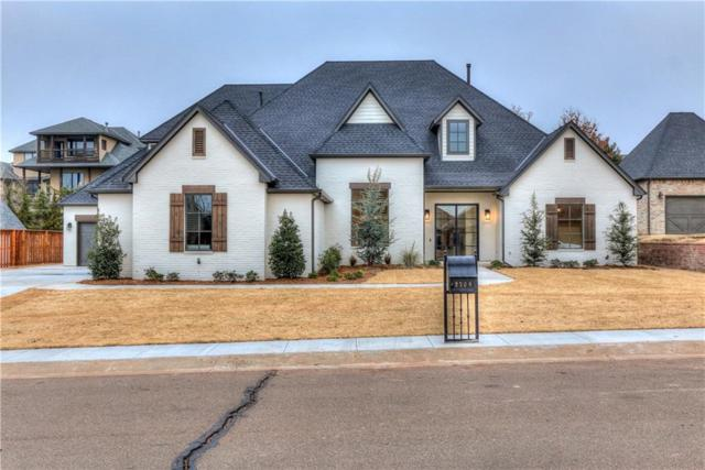 2309 Old Creek Road, Edmond, OK 73034 (MLS #847598) :: Homestead & Co