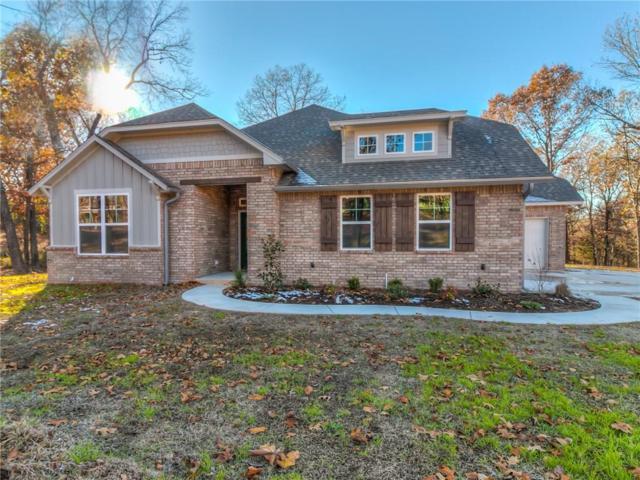 14751 Remington Drive, Newalla, OK 74857 (MLS #847750) :: Homestead & Co