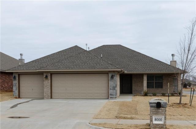 8000 Hillers Road, Oklahoma City, OK 73132 (MLS #848060) :: Homestead & Co
