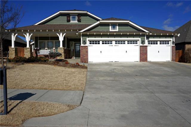 3009 Wind Call Lane, Edmond, OK 73034 (MLS #848225) :: Homestead & Co