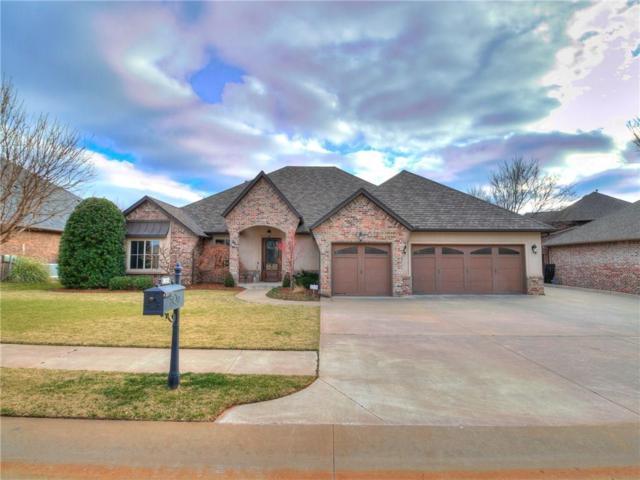 7612 NW 133rd Place, Oklahoma City, OK 73142 (MLS #848318) :: Homestead & Co