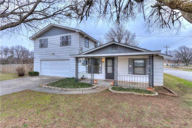 8505 NE 16TH Street, Oklahoma City, OK 73110 (MLS #848374) :: Erhardt Group at Keller Williams Mulinix OKC