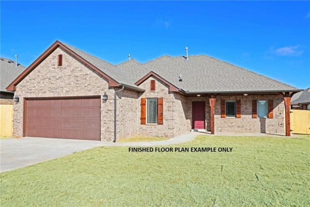 20768 Tempe Avenue, Harrah, OK 73045 (MLS #848681) :: KING Real Estate Group