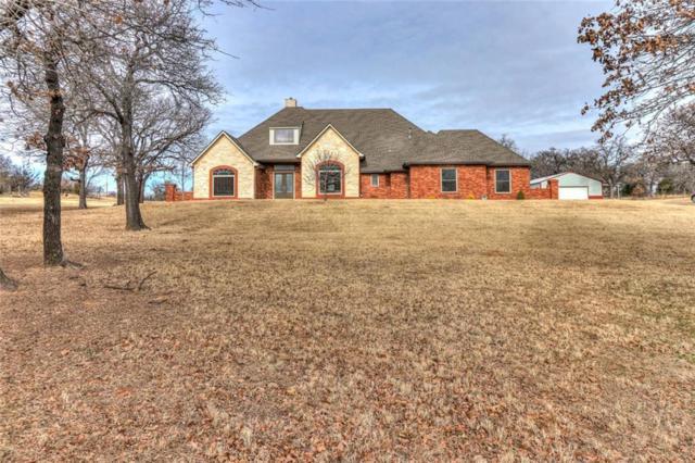 13101 SE 110th, Oklahoma City, OK 73165 (MLS #848723) :: Homestead & Co