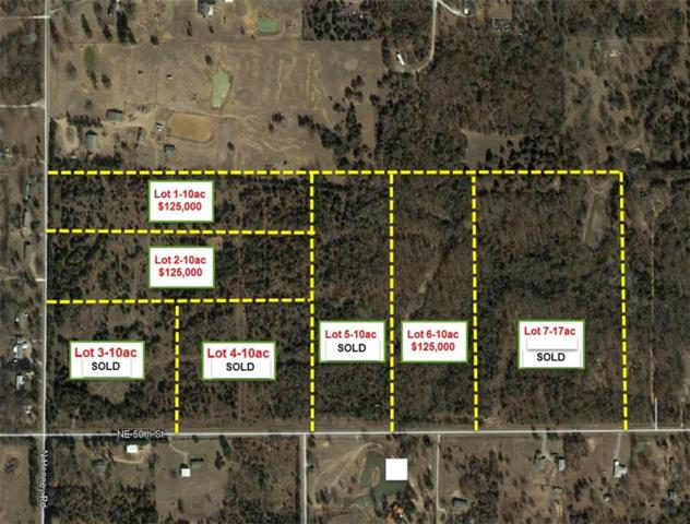 5100 N Henney Lots 1,2, And 6, Choctaw, OK 73020 (MLS #848965) :: KING Real Estate Group