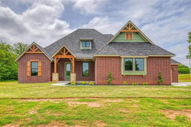 1194 Clover Circle, Blanchard, OK 73010 (MLS #849207) :: KING Real Estate Group
