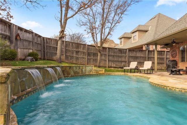 825 Crystal Creek Place, Edmond, OK 73034 (MLS #849434) :: Homestead & Co