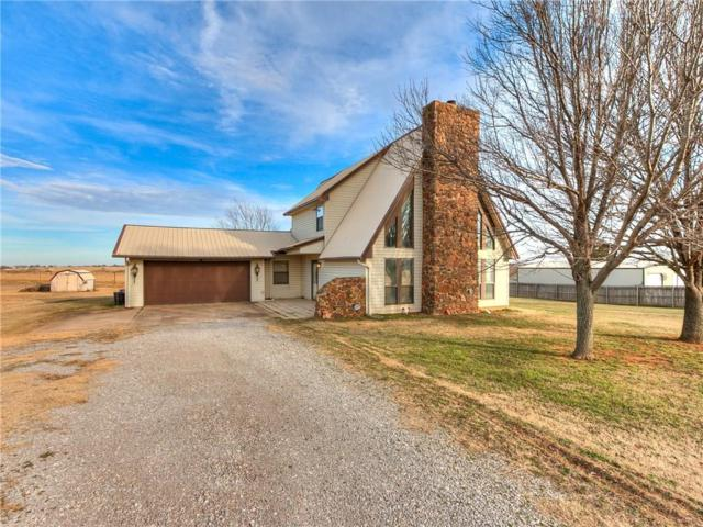 2485 W County Street 2807 Street, Chickasha, OK 73018 (MLS #850331) :: KING Real Estate Group