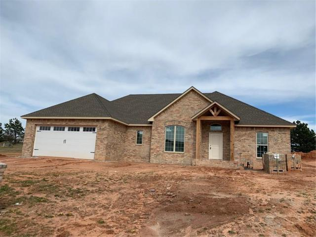 3225 Pondridge Road, Chickasha, OK 73018 (MLS #850579) :: KING Real Estate Group