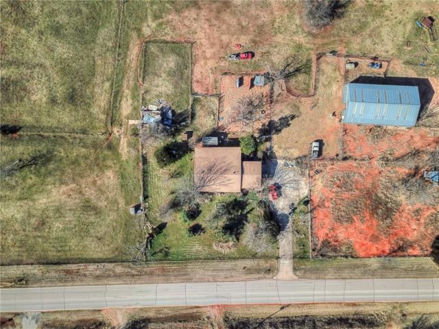 12700 N Luther Road, Luther, OK 73054 (MLS #852086) :: Erhardt Group at Keller Williams Mulinix OKC