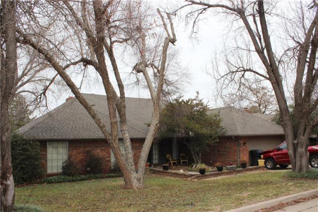 6229 Olde Harwick Circle, Oklahoma City, OK 73162 (MLS #852158) :: Homestead & Co