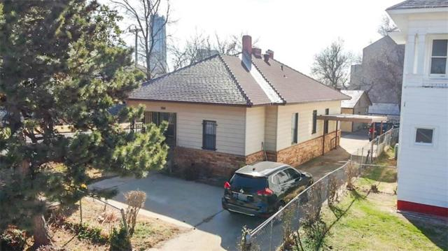 900 NW 8th Street, Oklahoma City, OK 73106 (MLS #852275) :: KING Real Estate Group