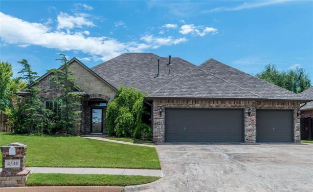 4340 Gallant Fox Drive, Edmond, OK 73025 (MLS #852554) :: Homestead & Co