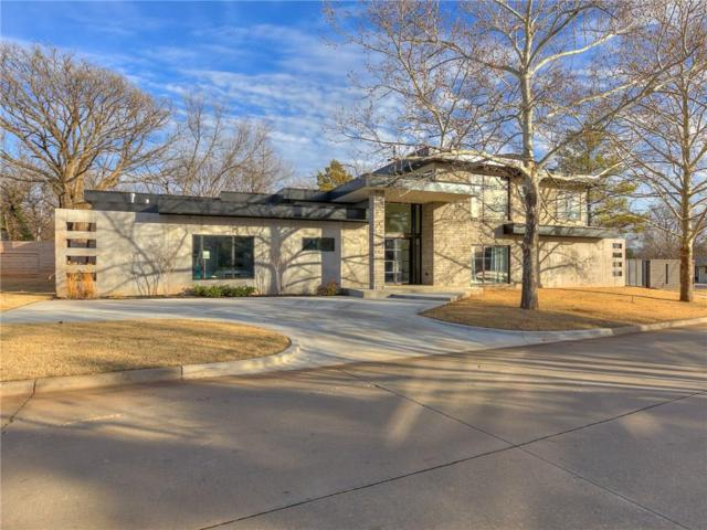 2010 Huntington Avenue, Nichols Hills, OK 73116 (MLS #852625) :: Homestead & Co