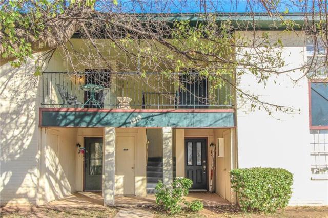 1813 E Lindsey #2, Norman, OK 73071 (MLS #852627) :: KING Real Estate Group