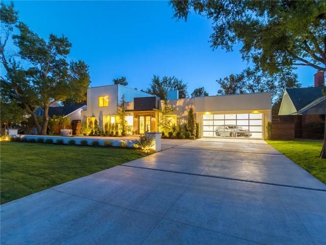 7609 Dorset Drive, Nichols Hills, OK 73116 (MLS #852629) :: Homestead & Co