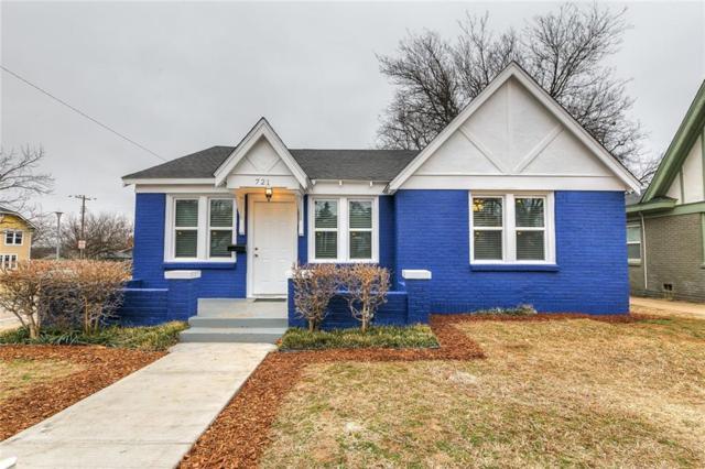 721 NW 33rd Street, Oklahoma City, OK 73118 (MLS #852777) :: Homestead & Co