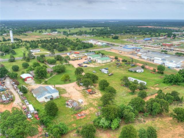 2765 S Harrah Road, Harrah, OK 73045 (MLS #852813) :: Homestead & Co