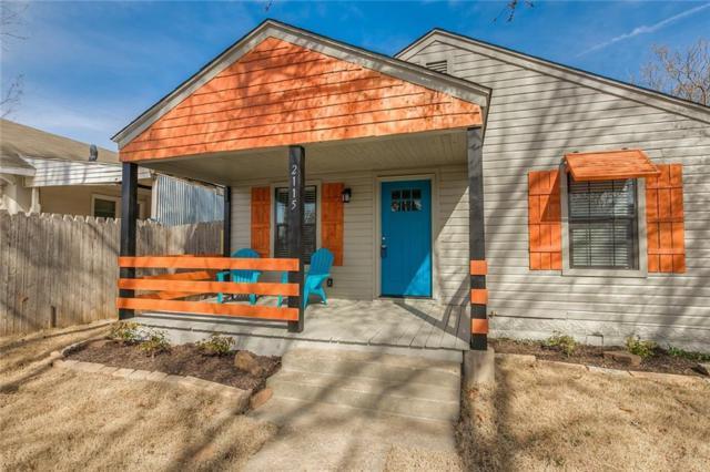 2115 NW 13th Street, Oklahoma City, OK 73107 (MLS #852907) :: KING Real Estate Group