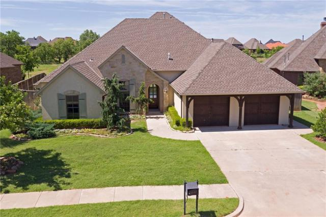 3440 NW 172nd Terrace, Edmond, OK 73012 (MLS #852910) :: Homestead & Co
