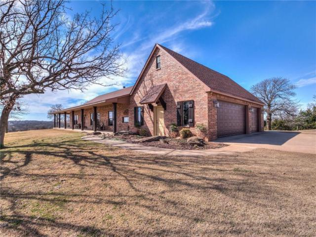 11901 N Luther Road, Luther, OK 73054 (MLS #852924) :: Erhardt Group at Keller Williams Mulinix OKC