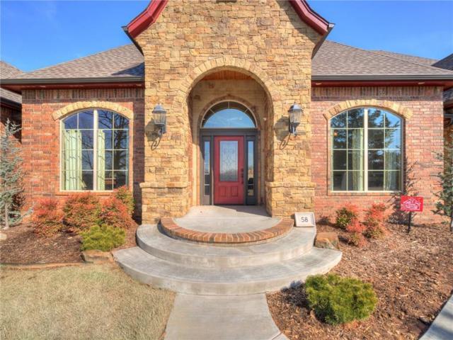 58 Quail Hollow Way, Choctaw, OK 73020 (MLS #852999) :: Denver Kitch Real Estate