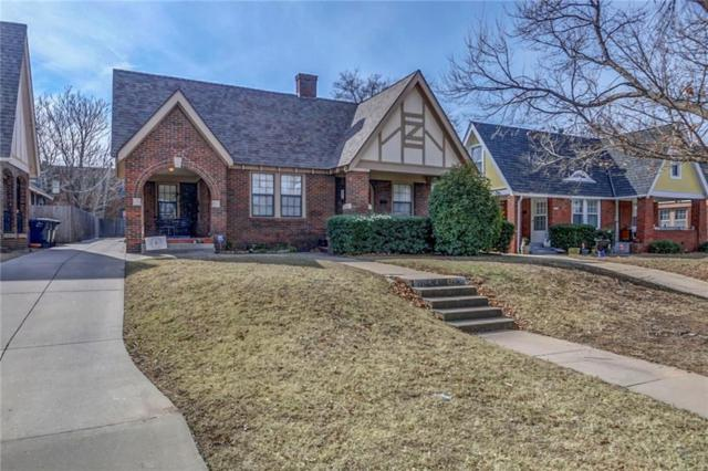1406 NW 19th Street, Oklahoma City, OK 73106 (MLS #853076) :: Homestead & Co
