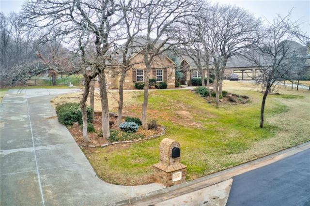 2024 Bella Sera Drive, Edmond, OK 73034 (MLS #853225) :: Homestead & Co