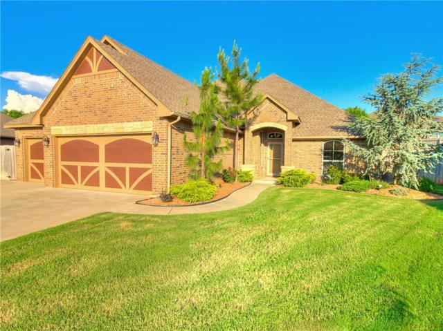 19504 Brookshire Court, Edmond, OK 73012 (MLS #853671) :: Homestead & Co