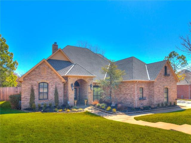 4208 Riders Mark, Edmond, OK 73025 (MLS #853672) :: KING Real Estate Group