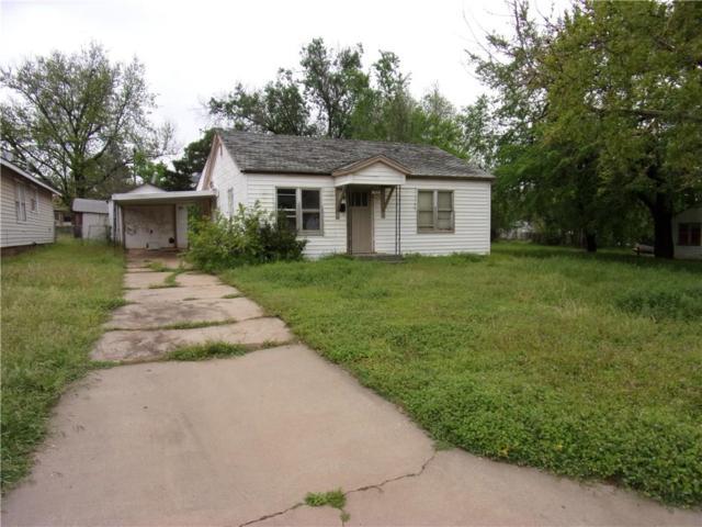 313 W Texas Avenue, Anadarko, OK 73005 (MLS #853743) :: Homestead & Co