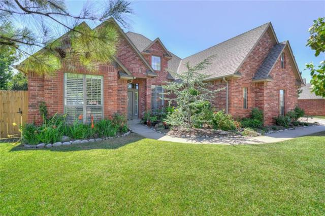 16801 Kingsley Road, Edmond, OK 73012 (MLS #853787) :: Homestead & Co