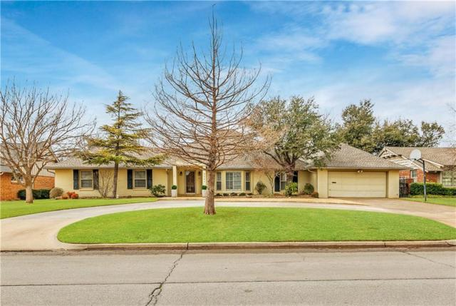 7321 Waverly Avenue, Nichols Hills, OK 73120 (MLS #853848) :: Homestead & Co