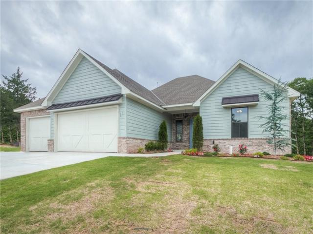1433 Mason Lane, Edmond, OK 73034 (MLS #854195) :: Denver Kitch Real Estate