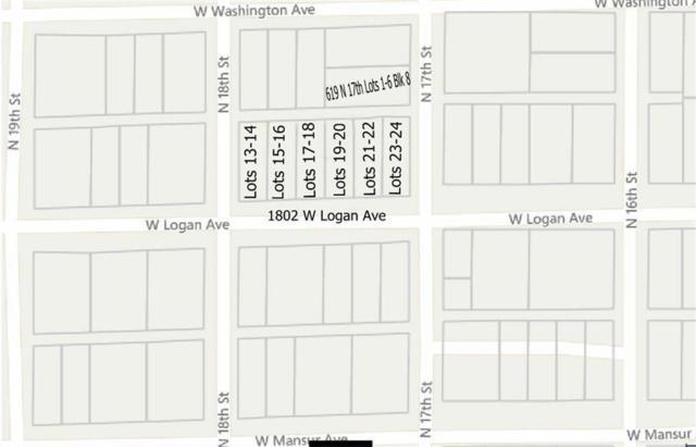 1804 W Logan Avenue, Guthrie, OK 73044 (MLS #854358) :: Homestead & Co