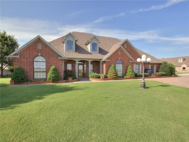 529 W Oklahoma Street, Hinton, OK 73047 (MLS #854807) :: Homestead & Co