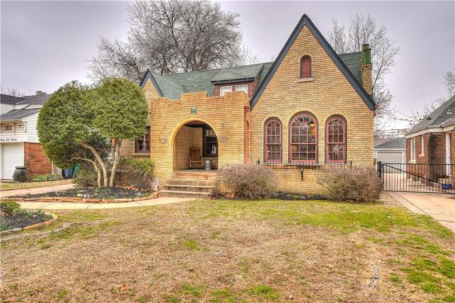 3424 NW 19th Street, Oklahoma City, OK 73107 (MLS #855140) :: Homestead & Co