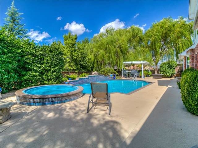 7632 NW 132nd Place, Oklahoma City, OK 73142 (MLS #855489) :: Homestead & Co